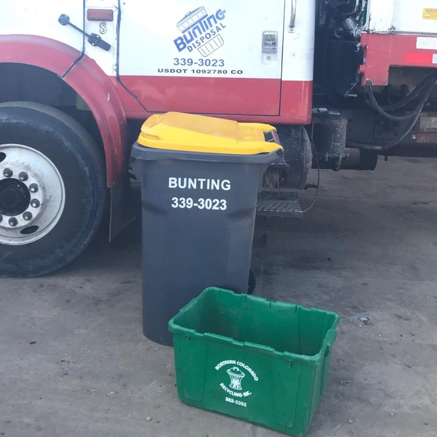 Waste Management & Recycling Services | Evans & Greeley, CO | Bunting Disposal, Inc.